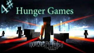 The Hunger Games (голодные игры) на лицензионном майнкрафте Голодные Игры #4