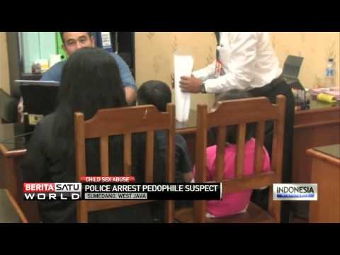 Police Arrest Pedophile Suspect