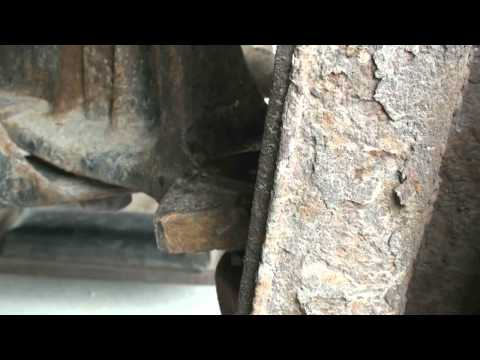 Ford F250 Ball Joint Repair - Part #1