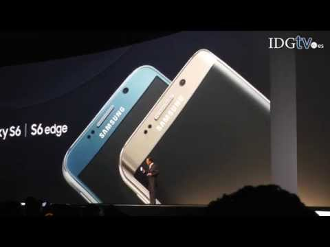 Presentación del Samsung Galaxy S6 y Galaxy S6 Edge en Mobile World Congress