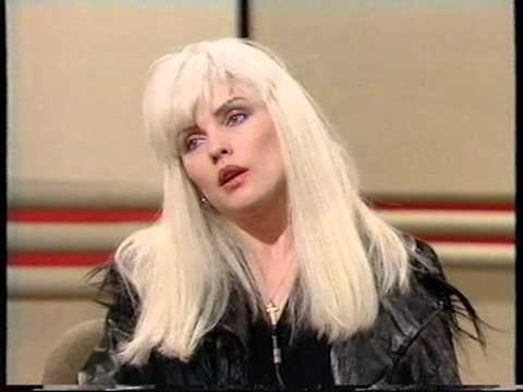 DEBBIE HARRY/BLONDIE-NATIONWIDE-BBC 1-1982