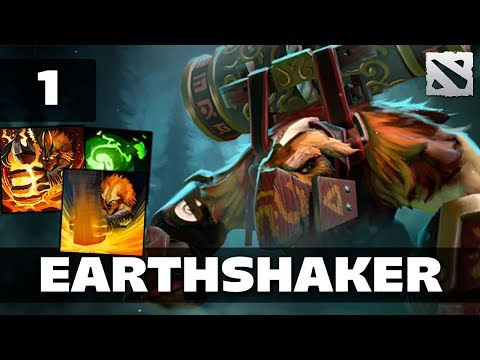 Dota 2 Earthshaker Moments Ep. 1