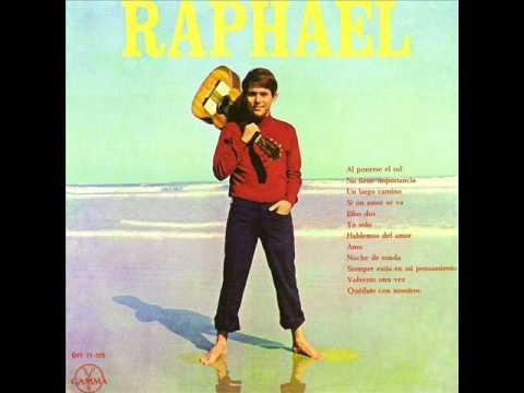 Raphael - Raphael  Martos Hablemos del Amor 1967