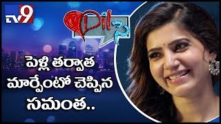 Dil Se - Samantha hearrful interview on films and love life