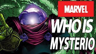 Who Is Mysterio? - Marvel Lore/Story (Spiderman Far From Home)