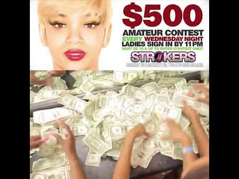 STROKERS-WEDNESDAY-ATLANTA-NIGHTLIFE-$500 AMATEUR CONTEST