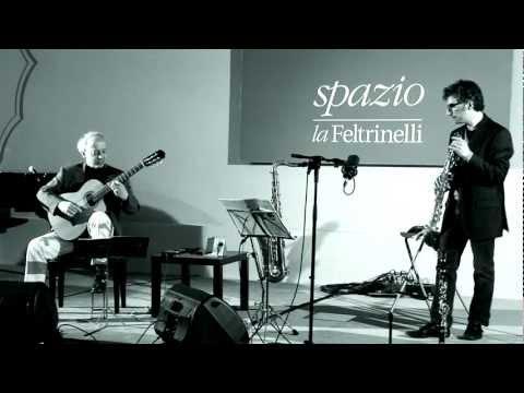 MAS QUE NADA | Felice Clemente & Javier Pérez Forte duo - LIVE