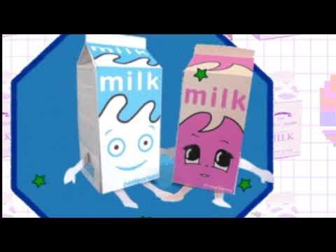 Stippenlift - Halfvolle Melk
