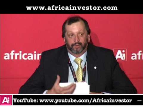 Mark de Klerk, Principal Executive, Anglo American, Ai CEO Infrastructure Investment Summit 2013