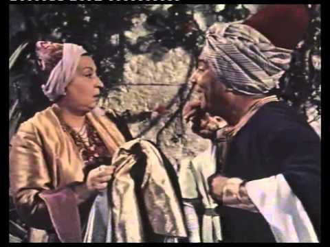 El ladron de Bagdad 1960)