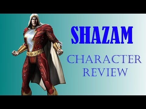 Shazam Character Review   Injustice iOS