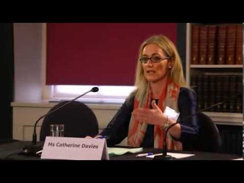 London Health Commission: Theme B:   Ms Catherine Davies