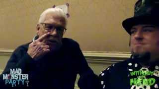 Without Your Head Presents: Tom Atkins interview from Mad Monster Party