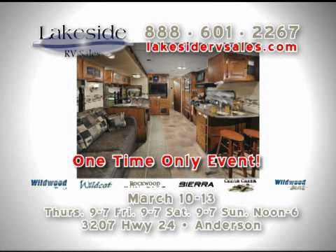 Lakeside Rv Sales Buy Rvs Near Anderson Sc