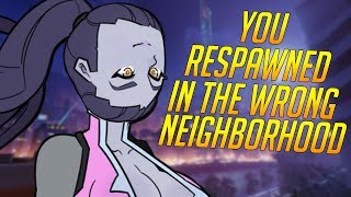 Overwatch Funny & Epic Moments - YOU RESPAWNED IN THE WRONG NEIGHBORHOOD - Highlights Montage 184