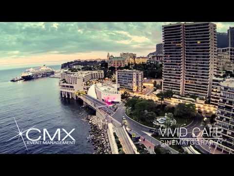 MONACO MONTE CARLO by Vivid Café and CMX Event Management