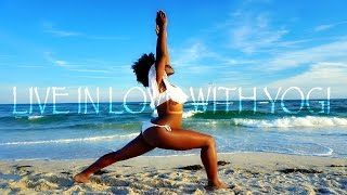 COME TO MY YOGA CLASS EVENT ♥︎LIVE IN LOVE WITH YOGI♥︎ NYC SELF LOVE YOGA CLASS !