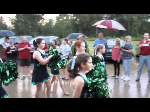 Taylor Dances at Hannan High School Homecoming 2011