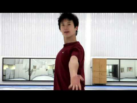☆ Patrick Chan training : The star.com Video (11 January 2007)
