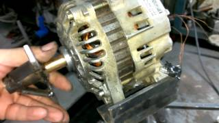 Alternador modificado