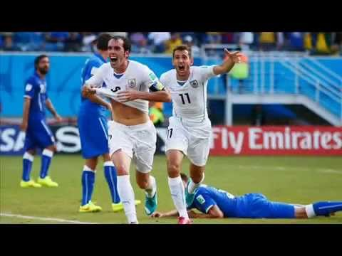 Diego Godin Goal Italy vs Uruguay 0-1 World Cup 2014 News