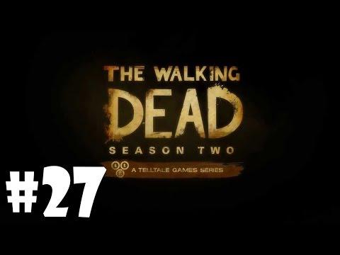 The Walking Dead Season 2 - Part 27 - Wellington!