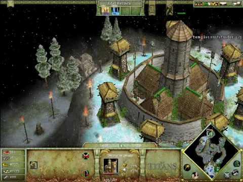 Age of Mythology the Titans - Mision 4 - 2/2.