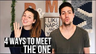 4 Ways To Meet The One God Has For You