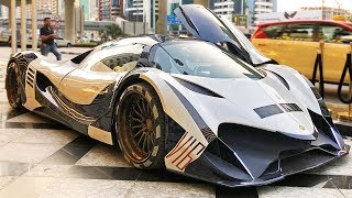 THE DEVEL SIXTEEN  - V16 5000hp $2,000,000 Prototype!