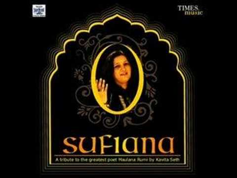 Sufi song from Sufiana Album -Sanam Ab Dil by Kavita Seth