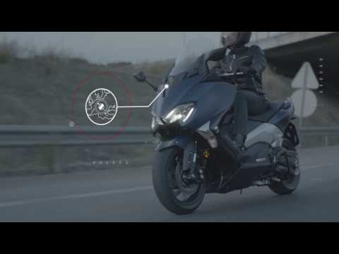 "Yamaha ""My TMax Connect"" Powered By Vodafone Automotive"