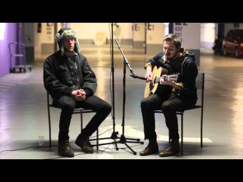 Thumbnail of video Wild Beasts, a basement live session (Télérama)