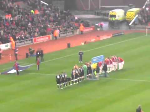 Stoke City v Fulham 24.11.12