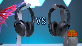 The Most Advanced Headphones? Bose VS Sony!