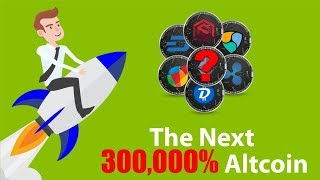 The Next 300,000% Altcoin In Bull Market - Finding The Next Ethereum (btc crypto live news price