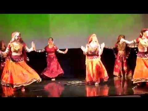 Rajasthani Folk Dance.mpg video