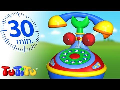 TuTiTu Specials   Telephone   Best Kids Toys   30 Minutes Special