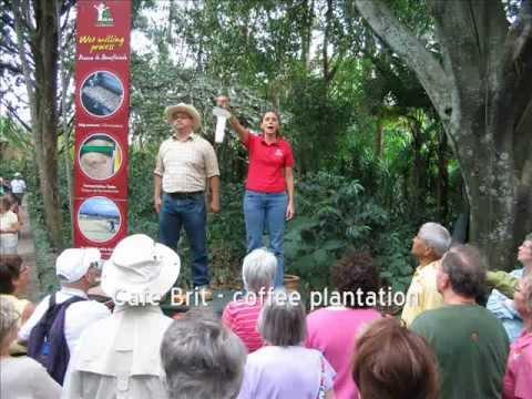 Caravan Bus Tour: Costa Rica - Feb 28 thru Mar 9, 2013