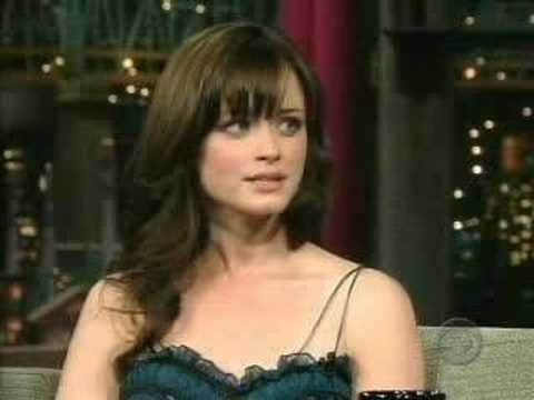 Alexis Bledel Talks About Driving