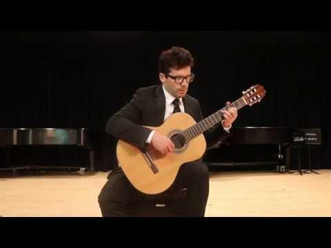Bach BWV 998 Allegro