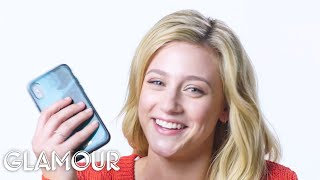 Lili Reinhart Shows Us the Last Thing on Her Phone | Glamour