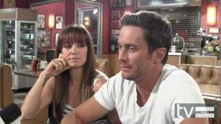 Rules Of Engagement Season 7: Bianca Kajlich & Oliver Hudson Interview