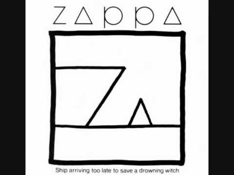 Frank Zappa - Drowning Witch (in album You Can