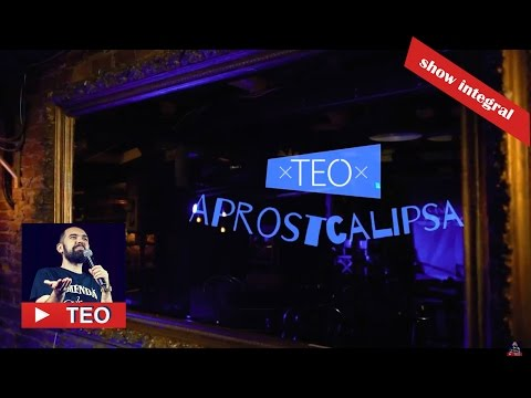 APROSTCALIPSA  Show integral  Teo Stand-Up Comedy