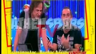 Κανάκης-Παπακωσταντίνου:Ποιός έχει μεγαλύτερη μύτη;