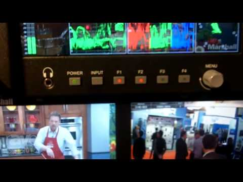 ISE 2015: Marshall Electronics Launches LYNX-702 Value Price Monitor and USB 3.0 Converter