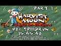 Harvest Moon: Back To Nature 98% Speedrun In 15:45:48 (Part 1)