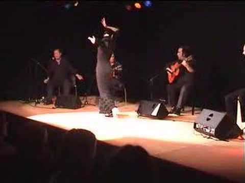 Rafaela Escoz concert Rafael Cortes