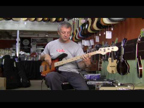 G&L  JB-2 Bass