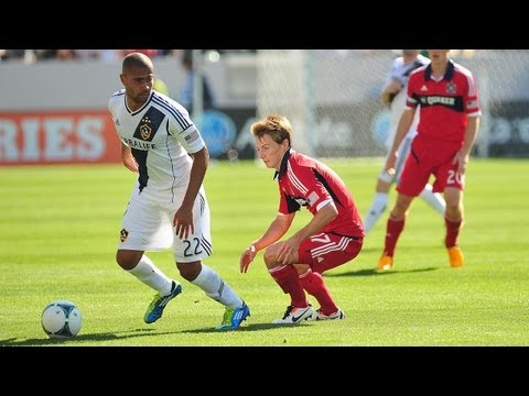 HIGHLIGHTS: LA Galaxy vs Chicago Fire | March 3, 2013